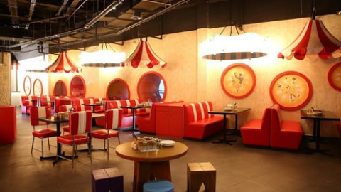 """SMAAASH Launches """"Mighty Small"""" – India's First Carnival Cafe and Bar at Hyderabad"""