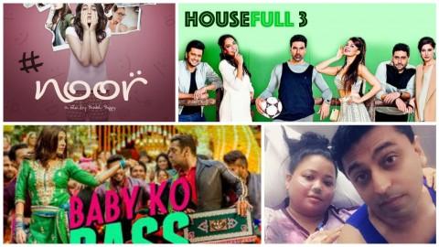 Weekly Bollywood Rundown