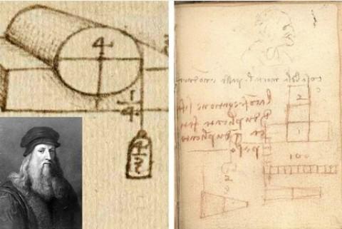 The Da Vinci Doodle