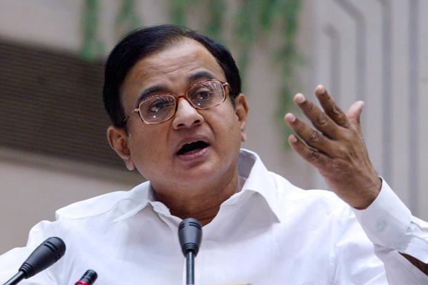 BJP attacks Chidambaram over his 'cheap Kashmir politics'