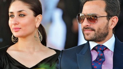 Bebo and Nawab all set to welcome the new member!