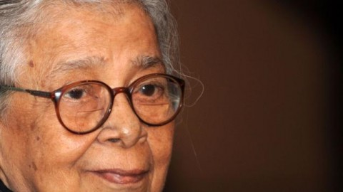 Famous writer and social activist Mahasweta Devi passes away