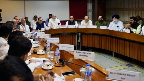 #GST: Modi reaches out to Opposition; Congress promises not to block it