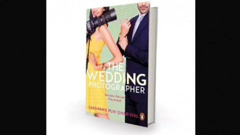 The Wedding Photographer by Sakshama Puri Dhariwal
