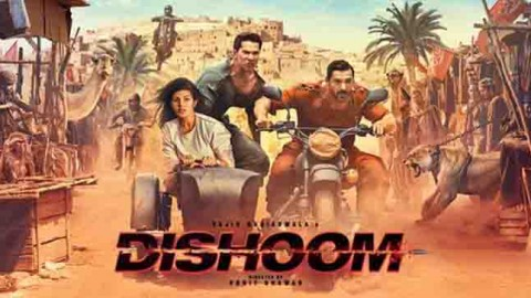 Dishoom: A Review