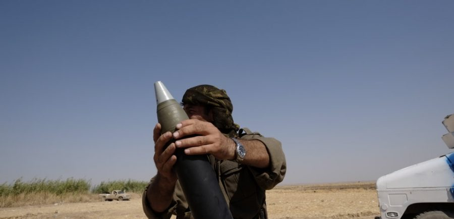 US 'gathers' allies as battle against ISIS intensifies