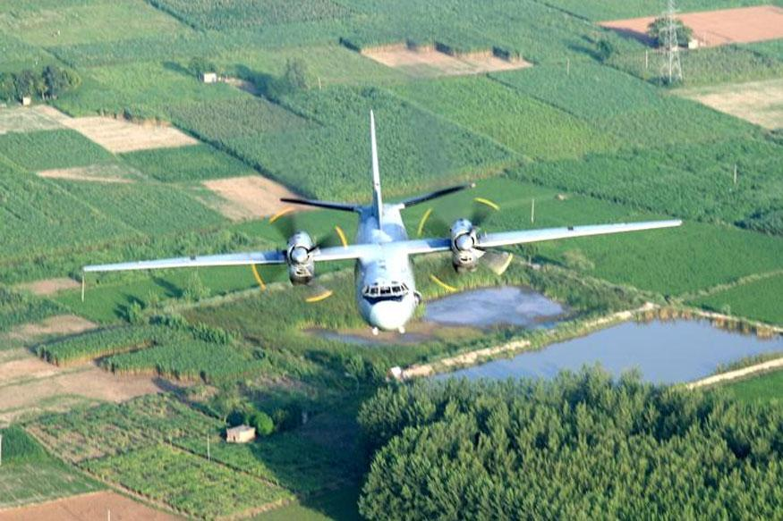 Search Operation for Missing IAF AN-32 continues