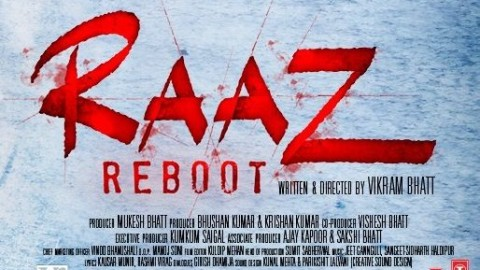 RAAZ REBOOT POSTER OUT