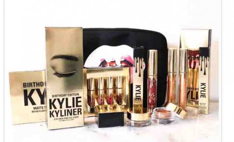 Kylie Jenner's Birthday Collection