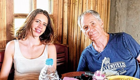 Kalki's New Venture Is A Travel Show With Her Dad!