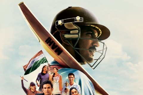 The new poster for MS DHONI: THE UNTOLD STORY is out!