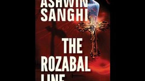 Book Review: The Rozabal Line by Ashwin Sanghi