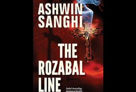 Book Review: The Rozabal Line by Ashwin Sanghi