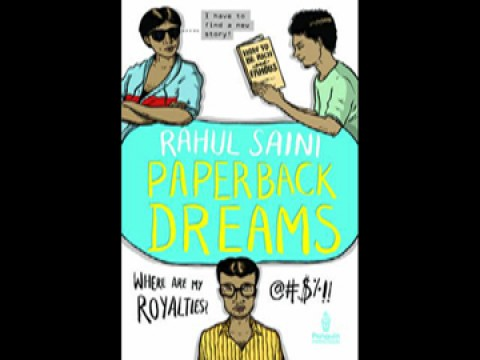 Book Review: Paperback Dreams by Rahul Saini