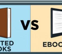 Book Reading: Readers preferring Print over ebook