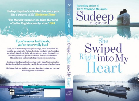 She Swiped Right into My Heart by Sudeep Nagarkar