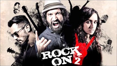 Rock On 2: Trailer Out