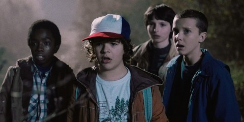 Stranger Things: Mystery, Nostalgia, and Monsters