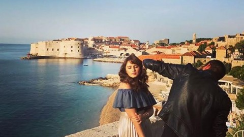 Huma Qureshi shoots at the same location as Game of Thrones & Star Wars!