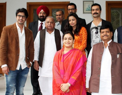 Samajwadi Party Supremes want to watch Dongri Ka Raja