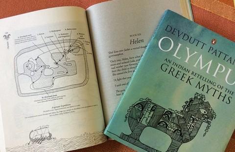 Olympus by Devdutt Pattnaik