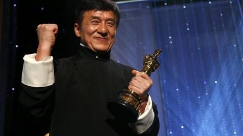 Jackie Chan Oscar dream finally fulfilled