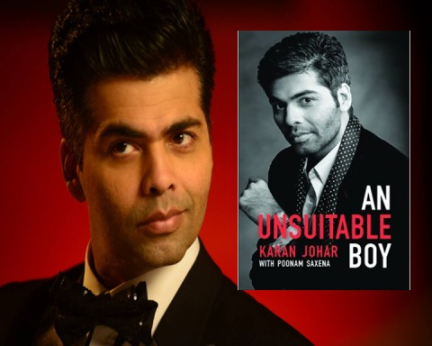 An Unsuitable Boy by Karan Johar will hit stores in January