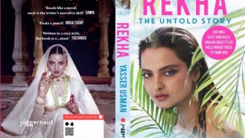 Rekha: The Untold Story by Yasser Usman
