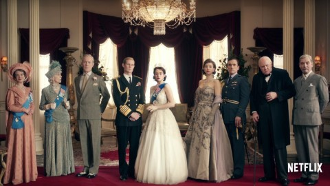 The Crown: A Royal Drama about the Royalty