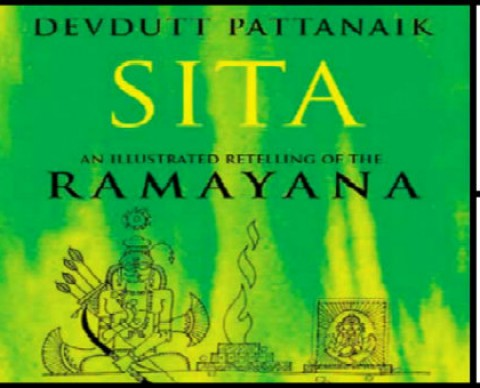 Sita: An Illustrative Retelling of the Ramayana by Devdutt Pattanaik