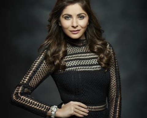 Kanika Kapoor to record a song with singing prodigy Sparsh Shah!