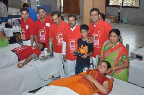 Each Day Is Blood Donation Day
