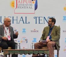 #JLF: Session 10, 'Saakshi: The Witness'