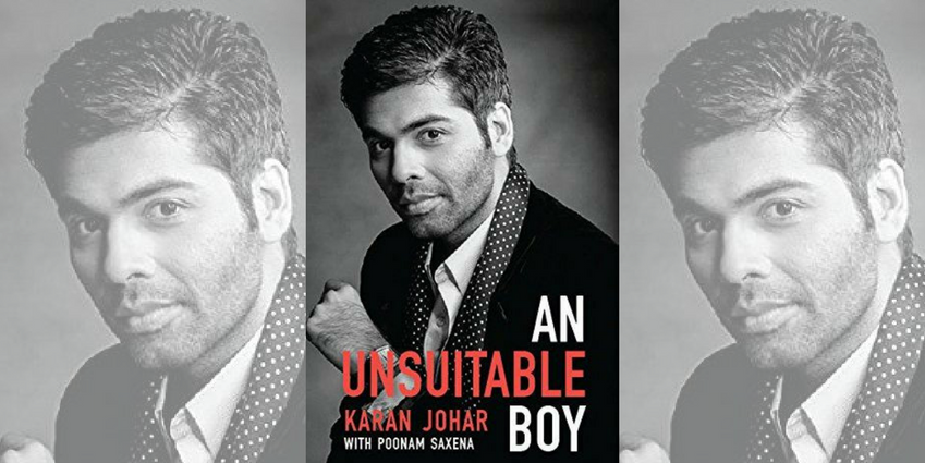 An Unsuitable Boy Karan Johar
