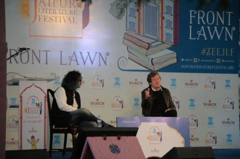 JLF: Session 3, 'Plenty'