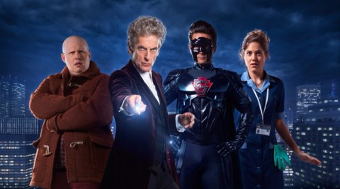 Doctor Who Christmas Special: A Not So Great Return of The Doctor