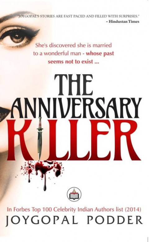 Book Review: The Anniversary Killer by Joygopal Podder