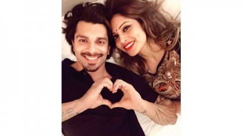 Bipasha Basu & Karan Singh Grover celebrate their first Valentine's Day post marriage!