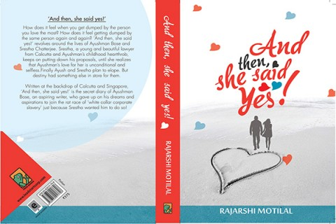 Book Review: And then she said Yes
