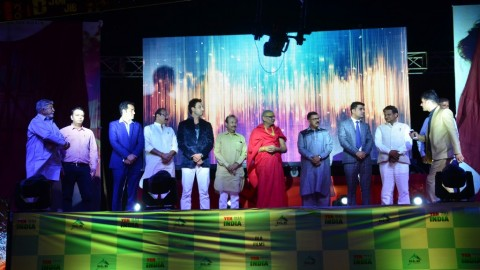 """""""YEH HAI INDIA"""" FIRST LOOK UNVEILED IN PINK CITY ON SUNDAY"""