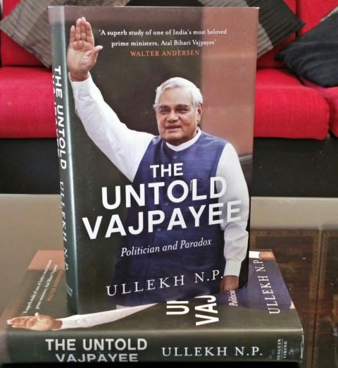 The Untold Vajpayee: Politician and Paradox by Ullekh N P