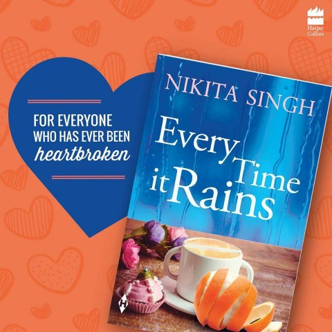 Every Time It Rains by  Nikita Singh