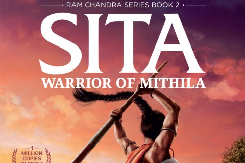 Sita-Warrior of Mithila by Amish