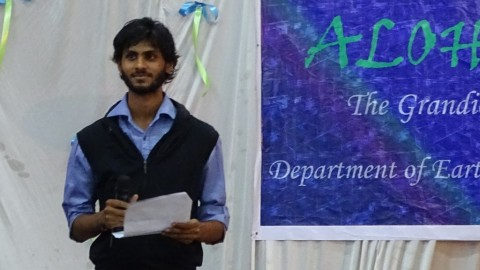 Interview with author Ankur Kumar