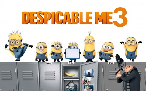 Despicable Me 3 loses its Despicability