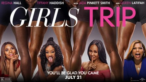 Girls Trip is a Loud, Sexy, Over-The-Top Romp