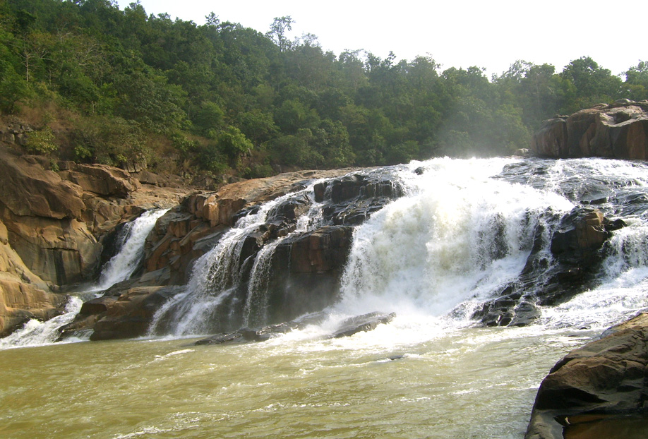Putudi Waterfall Orissa