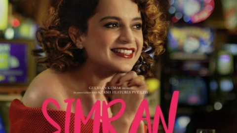 Simran: A Half-Hearted Comedy Wearing a Serious 'Wig'