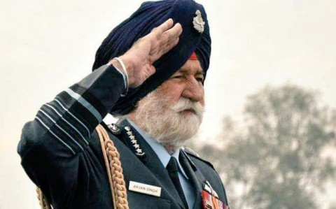 Tribute to the Marshal of Indian Air Force: Arjan Singh