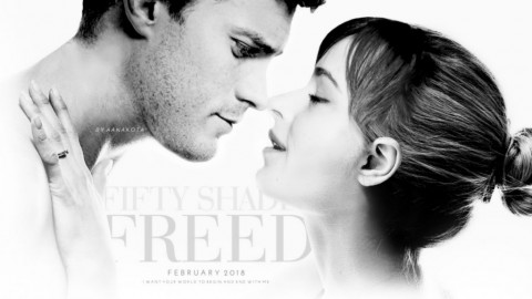 'Fifty Shades Freed' teases Christian Grey and Anastasia Steele's Picture Perfect Wedding